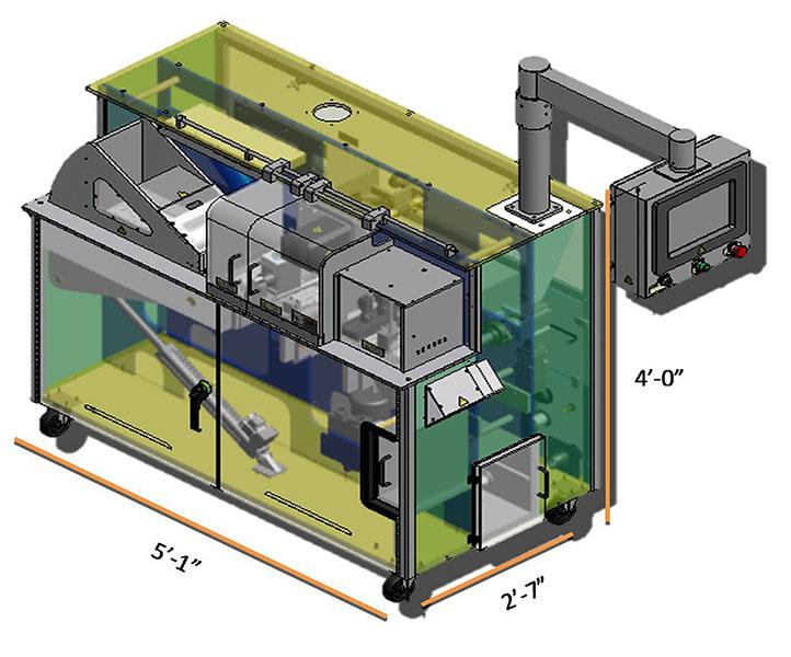 H-Track Laser Printer