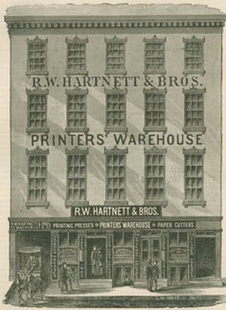 RW Hartnett for over a CENTURY